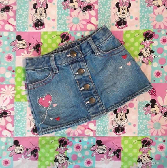 GAP Other - Free w/ purchase Baby Gap skirt